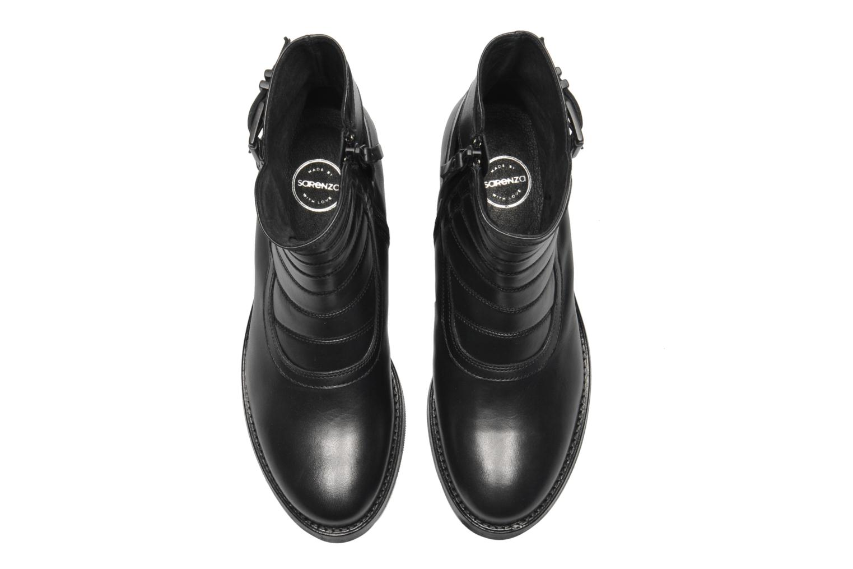 Bottines et boots Made by SARENZA Bataclan #20 Noir vue haut