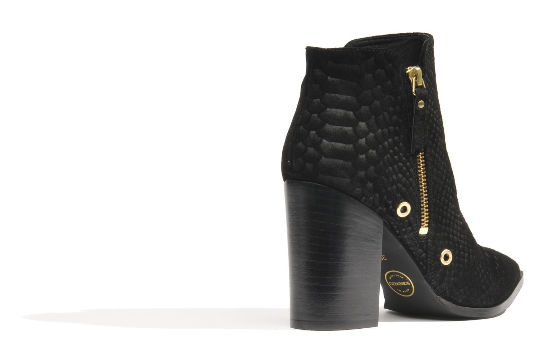 Bottines et boots Made by SARENZA Bataclan #2 Noir vue portées chaussures