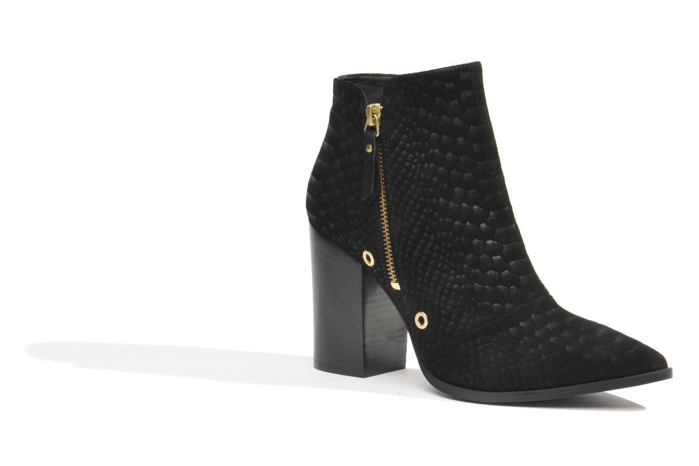 Bottines et boots Made by SARENZA Bataclan #2 Noir vue droite