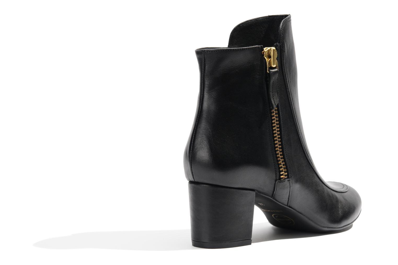 Boots en enkellaarsjes Made by SARENZA Smoking Simone #13 Zwart voorkant