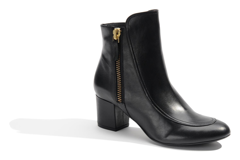 Boots en enkellaarsjes Made by SARENZA Smoking Simone #13 Zwart rechts