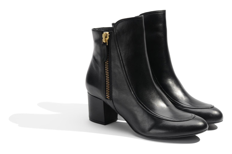 Boots en enkellaarsjes Made by SARENZA Smoking Simone #13 Zwart achterkant