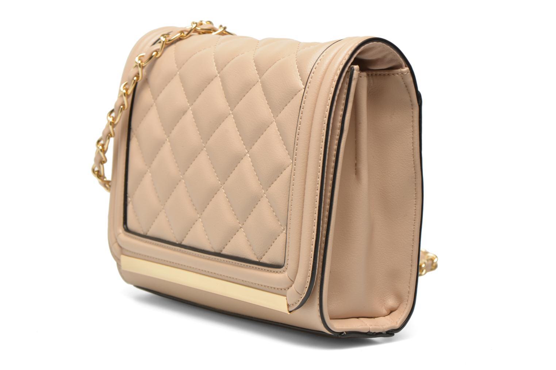 Handtaschen Aldo Ponteranica beige schuhe getragen