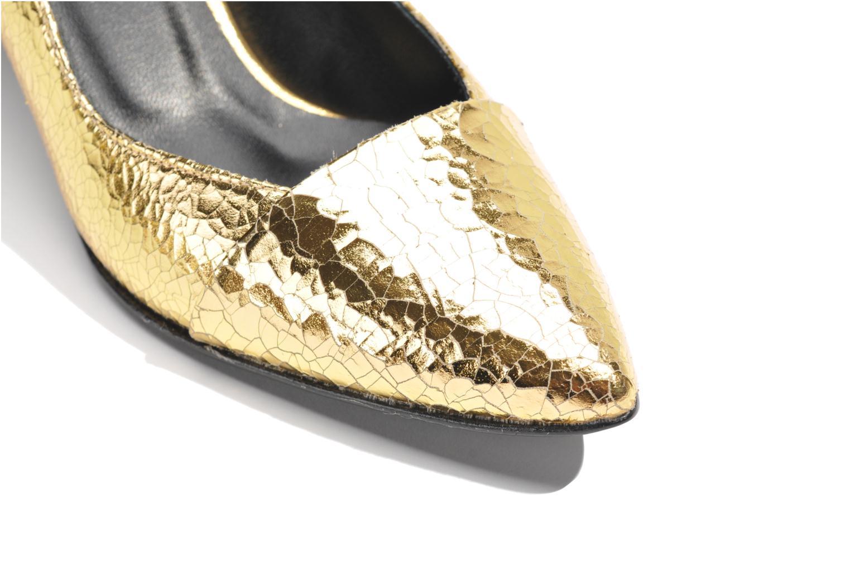 Décolleté Made by SARENZA Bataclan #23 Oro e bronzo immagine dall'alto