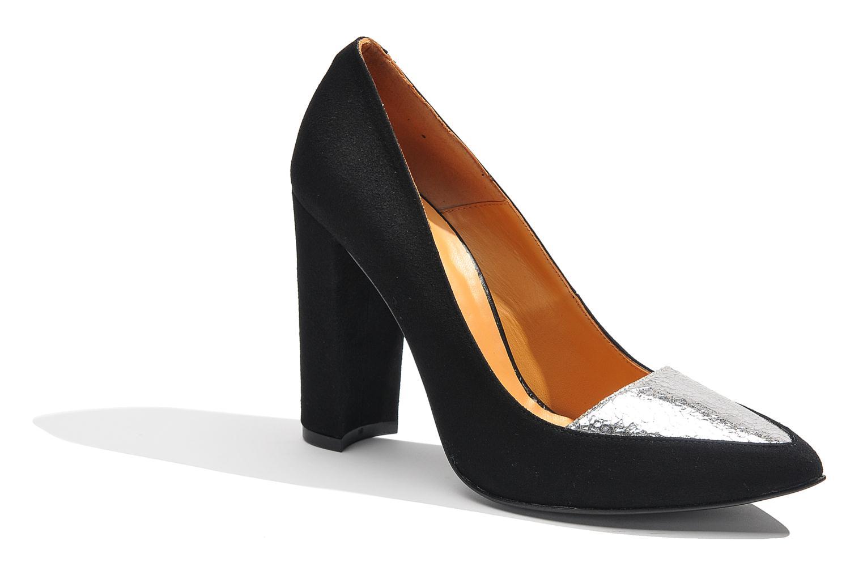 Høje hæle Made by SARENZA Monceau #14 Sølv Se fra højre