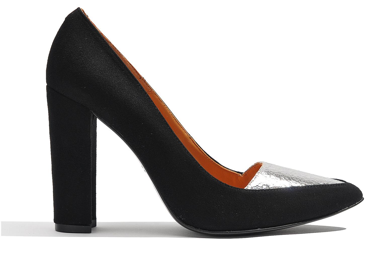 Høje hæle Made by SARENZA Monceau #14 Sølv detaljeret billede af skoene