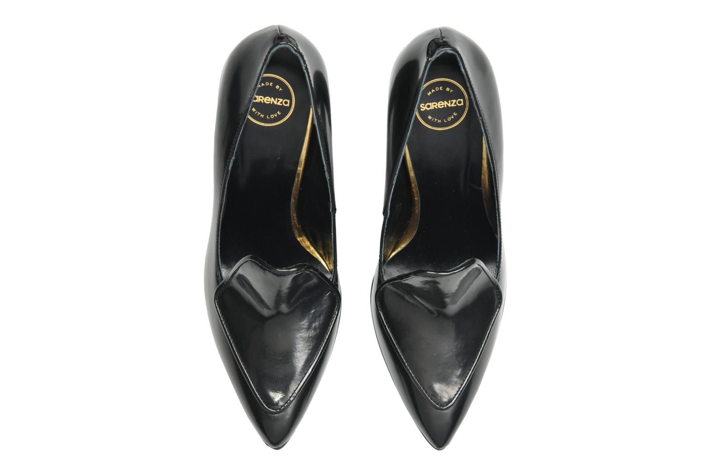 Zapatos de tacón Made by SARENZA Flore Thirties #19 Negro vista del modelo
