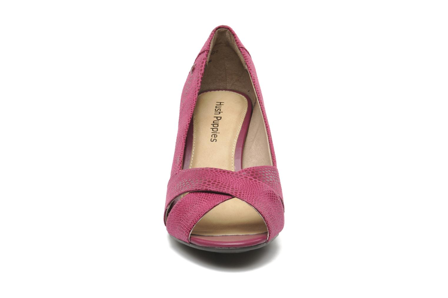 Pumps Hush Puppies Shadell Sisany rosa schuhe getragen