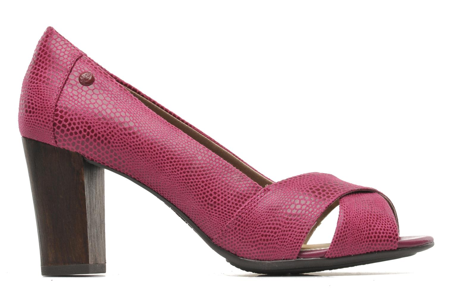 High heels Hush Puppies Shadell Sisany Pink back view