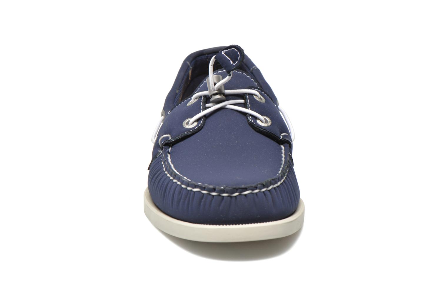 Docksides neoprene Navy Neoprene