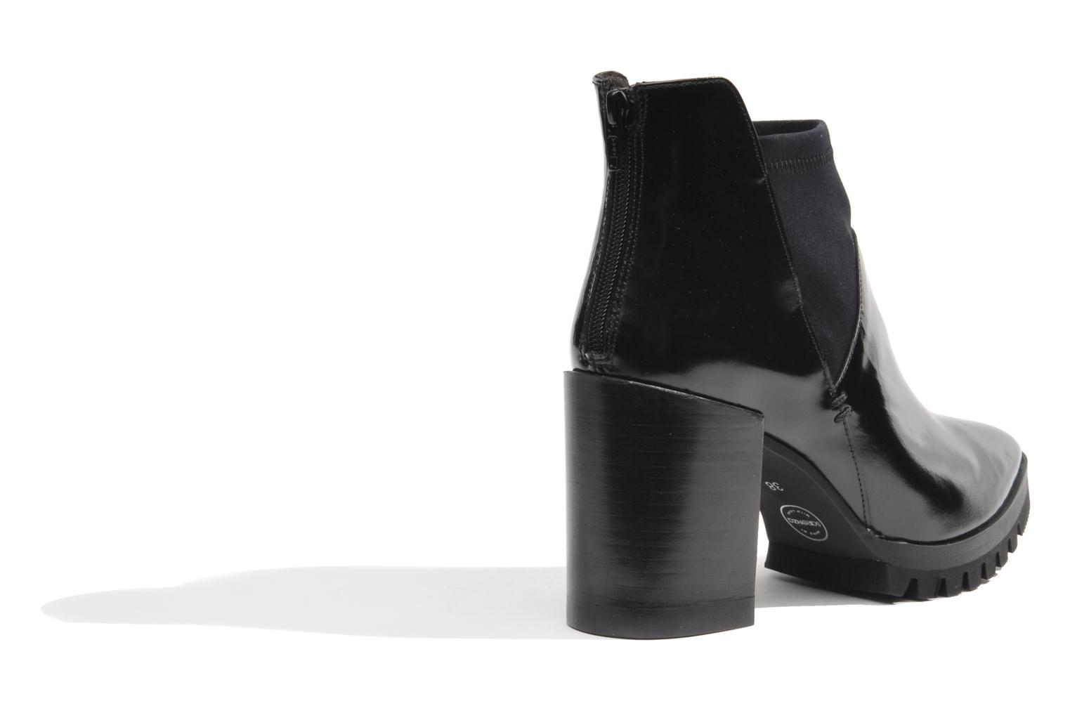 Ankle boots Made by SARENZA Bataclan #18 Black model view