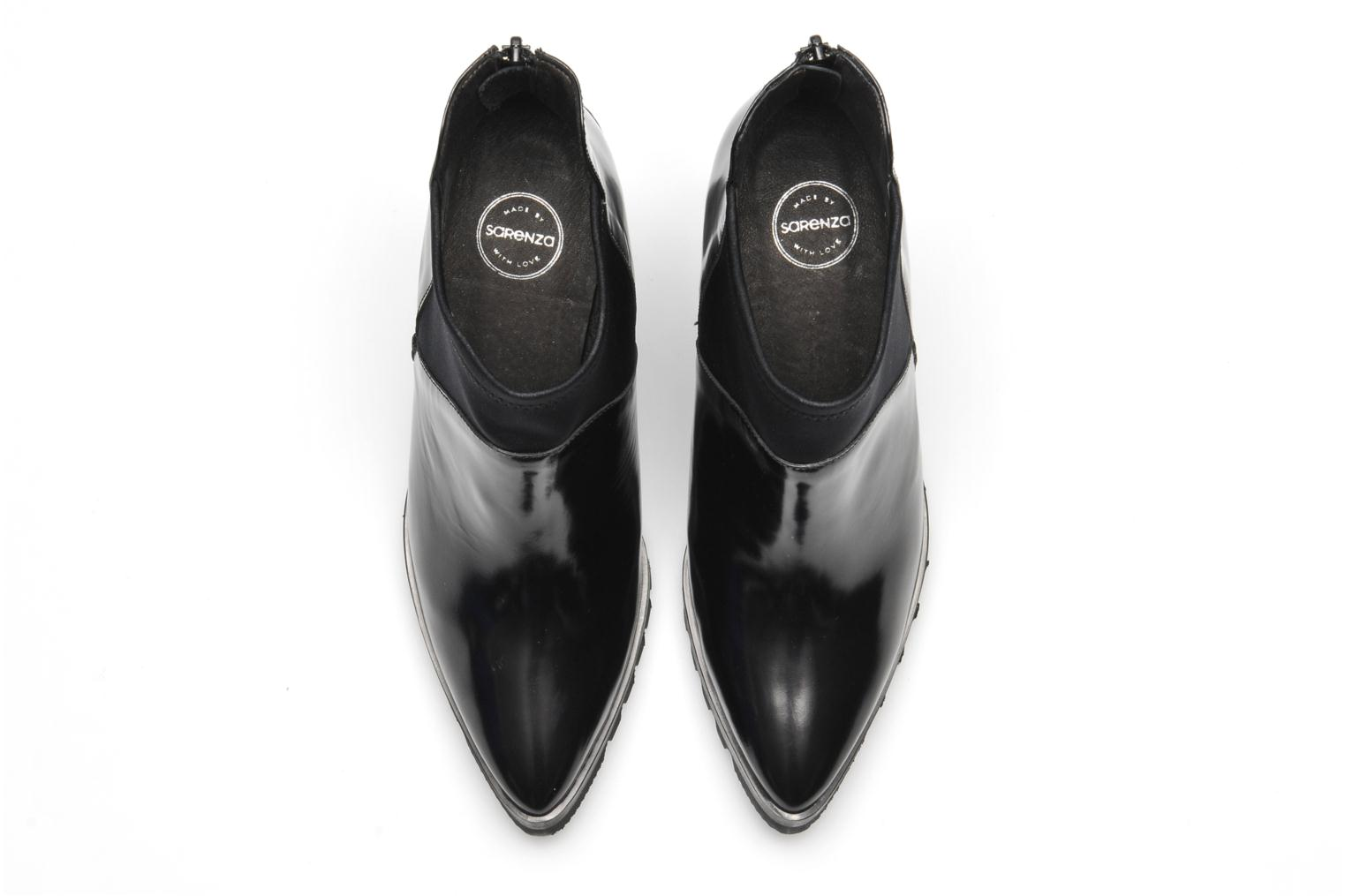 Ankle boots Made by SARENZA Bataclan #18 Black view from above