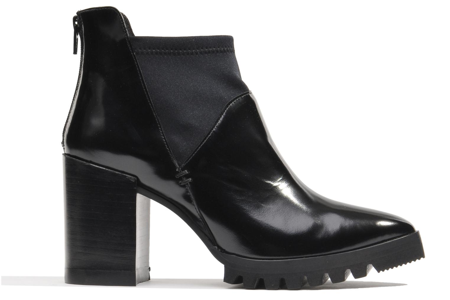 Ankle boots Made by SARENZA Bataclan #18 Black detailed view/ Pair view