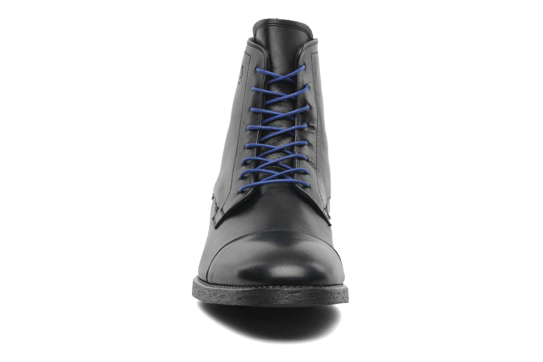 Bottines et boots Azzaro virtuose Noir vue portées chaussures