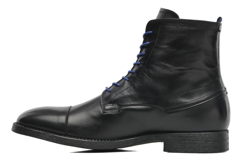Bottines et boots Azzaro virtuose Noir vue face