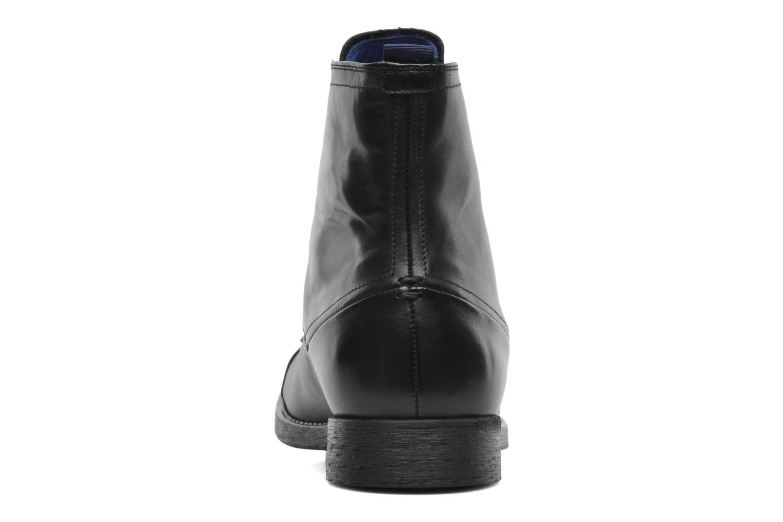 Bottines et boots Azzaro virtuose Noir vue droite