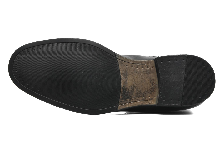 Bottines et boots Azzaro virtuose Noir vue haut