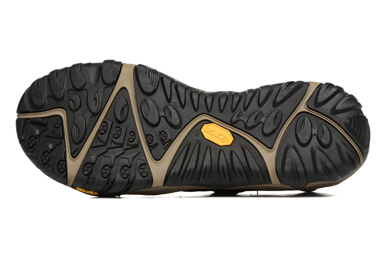 Sport shoes Merrell Allout Blaze Sieve Black view from above