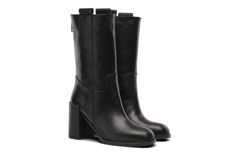 Ankle boots Kallisté 5070 Black 3/4 view