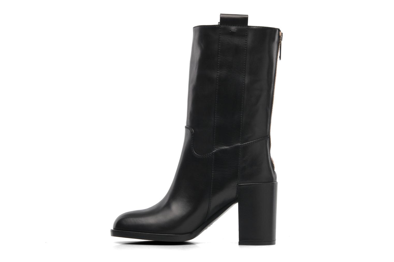 Stiefeletten & Boots Kallisté 5070 schwarz ansicht von vorne