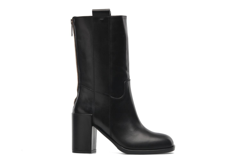 Stiefeletten & Boots Kallisté 5070 schwarz ansicht von hinten