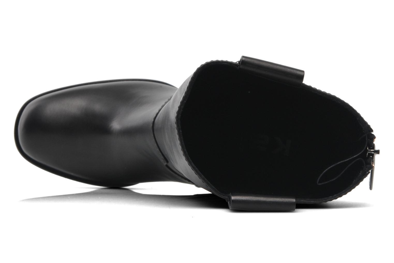 Ankle boots Kallisté 5070 Black view from the left