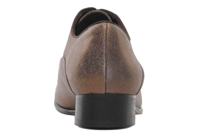 Chaussures à lacets Elizabeth Stuart Estac 310 Marron vue droite