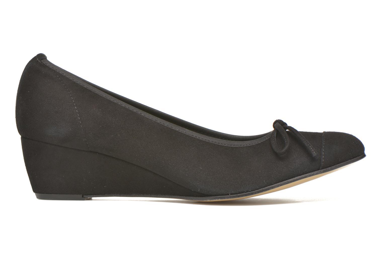 High heels Elizabeth Stuart Nex 300 Black back view