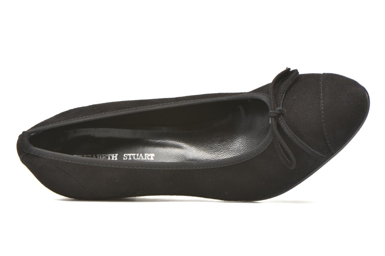 High heels Elizabeth Stuart Nex 300 Black view from the left