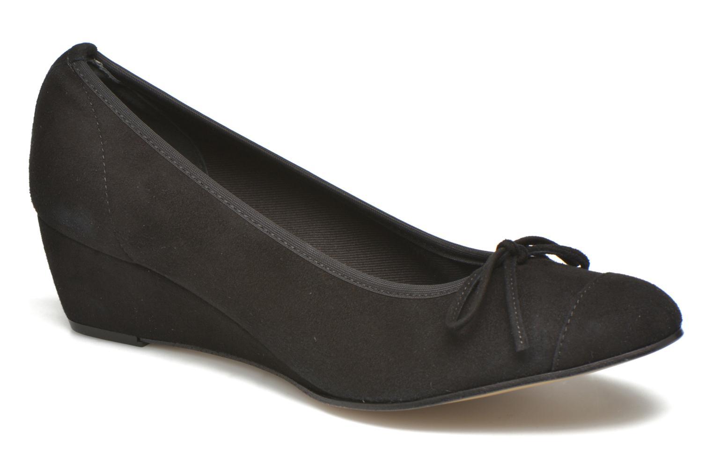 High heels Elizabeth Stuart Nex 300 Black detailed view/ Pair view