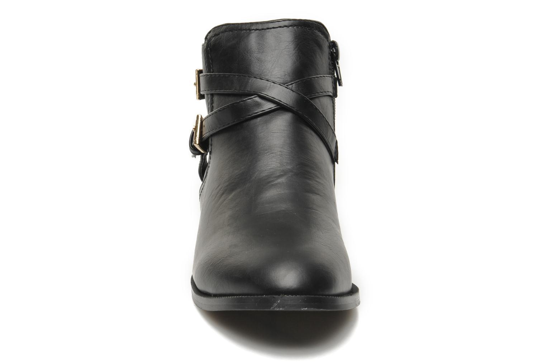 Boots en enkellaarsjes Divine Factory D-cable Zwart model