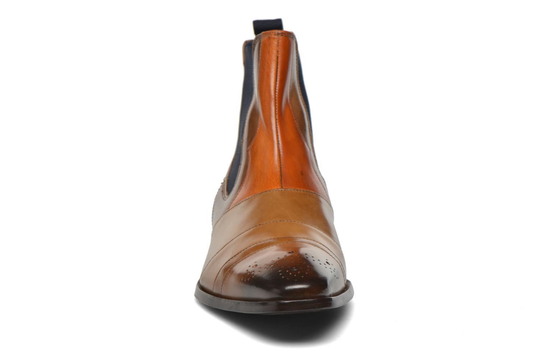 Boots en enkellaarsjes Melvin & Hamilton Elvis 12 Bruin model