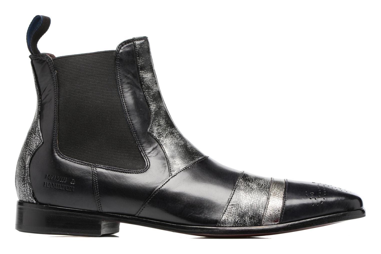 Bottines et boots Melvin & Hamilton Elvis 12 Noir vue derrière