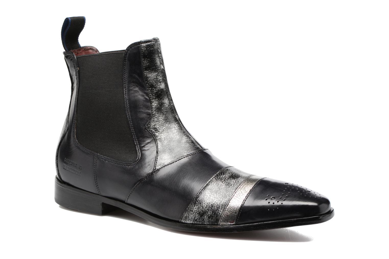 Bottines et boots Melvin & Hamilton Elvis 12 Noir vue détail/paire