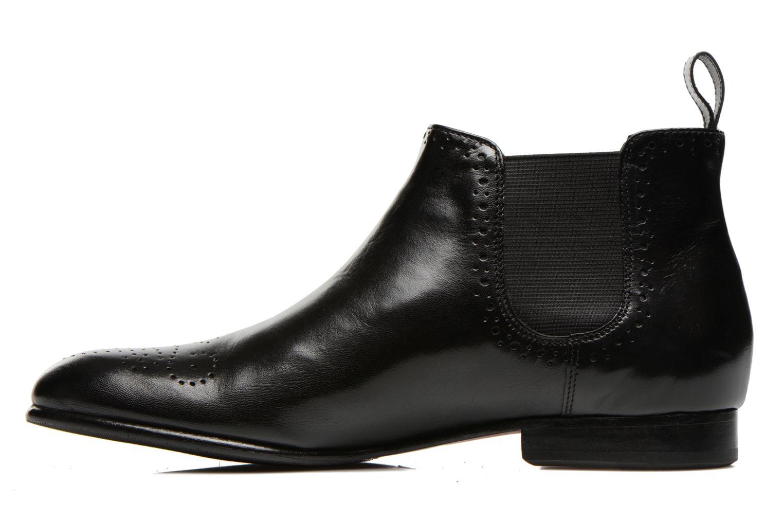 Bottines et boots Melvin & Hamilton Sally 16 Noir vue face