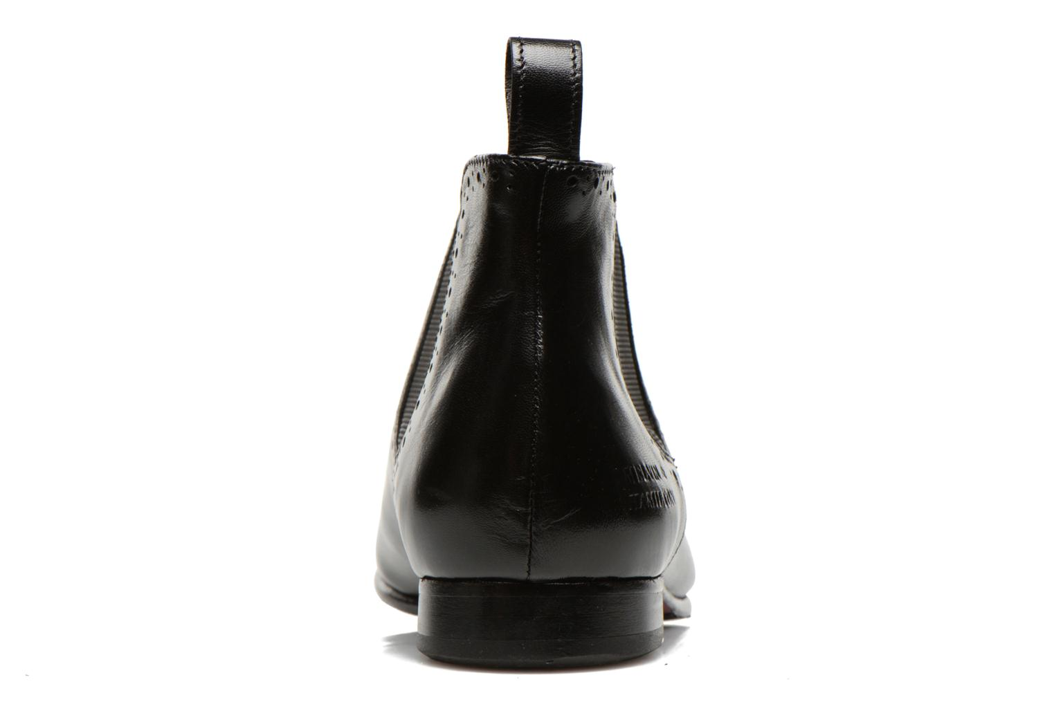 Ankle boots Melvin & Hamilton Sally 16 Black view from the right