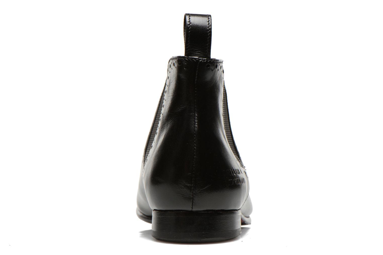 Bottines et boots Melvin & Hamilton Sally 16 Noir vue droite