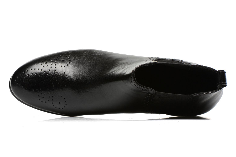 Bottines et boots Melvin & Hamilton Sally 16 Noir vue gauche