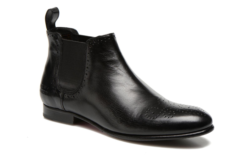 Ankelstøvler Melvin & Hamilton Sally 16 Sort detaljeret billede af skoene