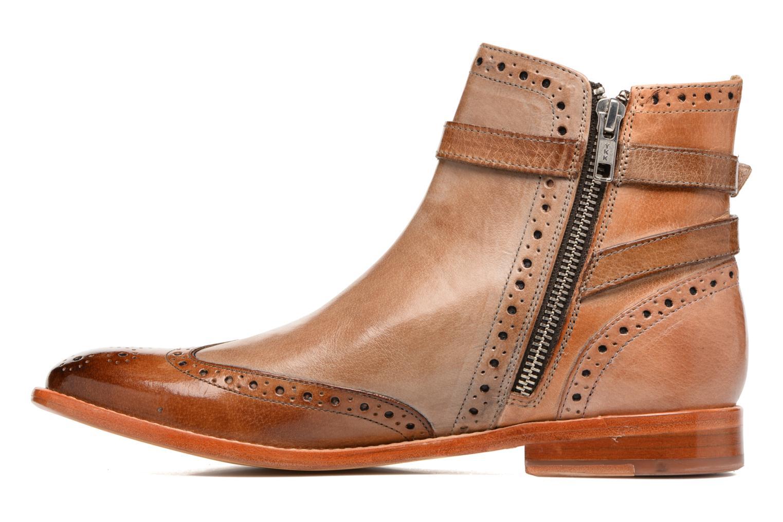 Boots en enkellaarsjes Melvin & Hamilton Amelie 11 Bruin voorkant