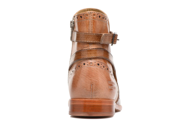 Boots en enkellaarsjes Melvin & Hamilton Amelie 11 Bruin rechts