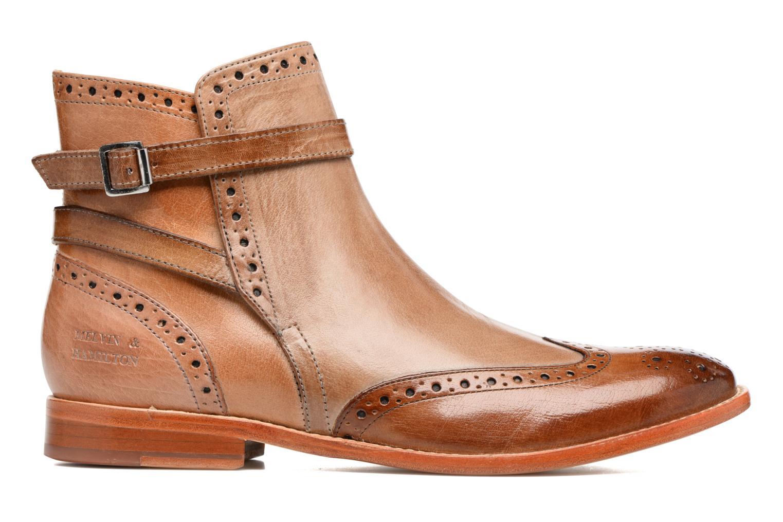Boots en enkellaarsjes Melvin & Hamilton Amelie 11 Bruin achterkant
