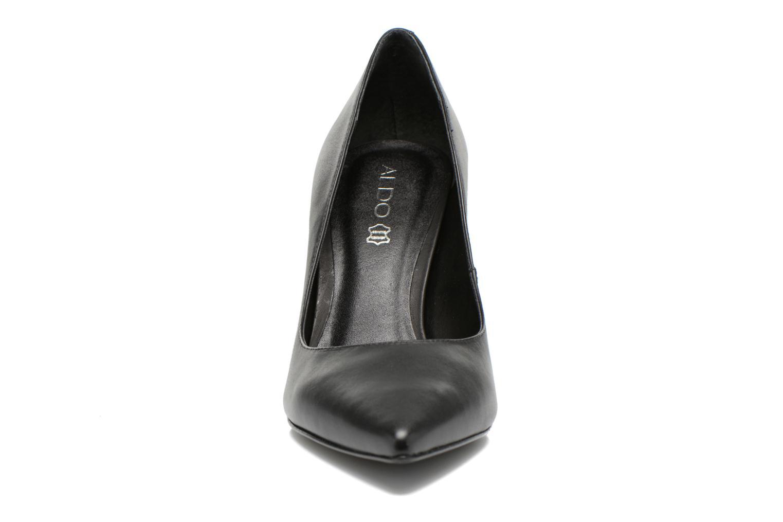 ANTOGNOLA Black leather