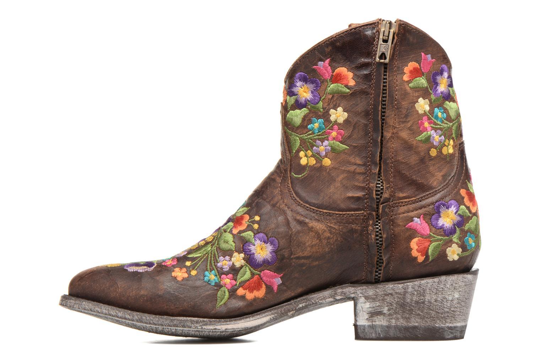 Boots en enkellaarsjes Mexicana Sorazipper Multicolor voorkant
