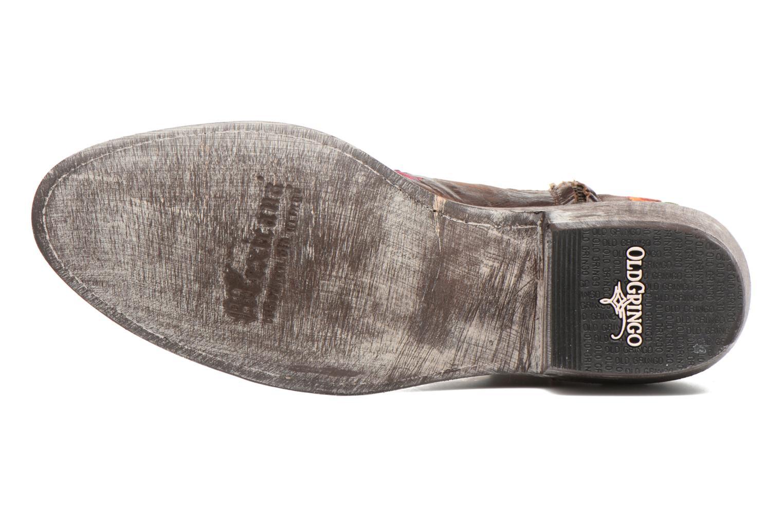 Boots en enkellaarsjes Mexicana Sorazipper Multicolor boven