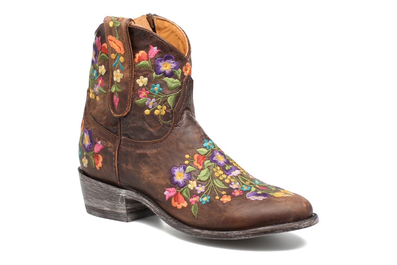 Boots en enkellaarsjes Mexicana Sorazipper Multicolor detail