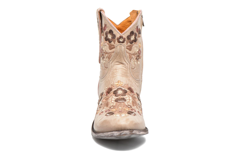 Ankle boots Mexicana Sorazipper Multicolor model view