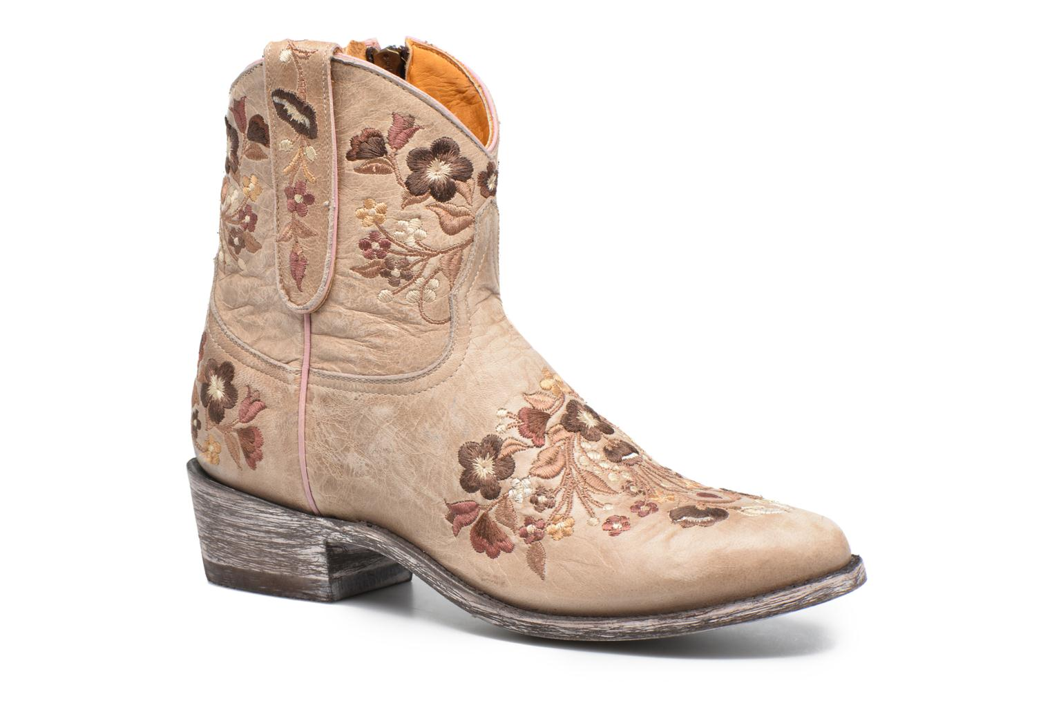 Ankle boots Mexicana Sorazipper Multicolor detailed view/ Pair view