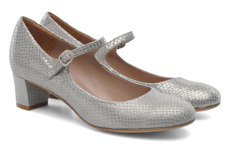 Zapatos de tacón Avril Gau Rossy Plateado vista 3/4