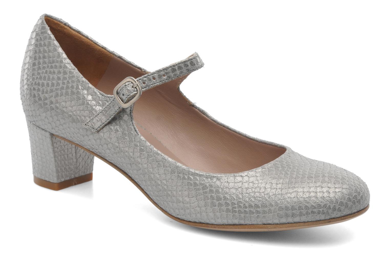 Zapatos de tacón Avril Gau Rossy Plateado vista de detalle / par
